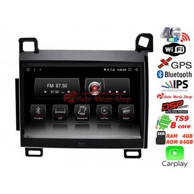 Купить штатную магнитолу Penhui DALS-8762 IPS DSP 4G Lexus CT200 2011-2017