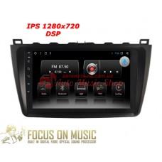 Penhui DAMZD-0233R IPS DSP MAZDA 6 2008-2012