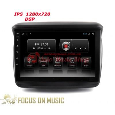 Купить штатную магнитолу Penhui DASL-0314R IPS DSP Mitsubishi Pajero Sport, L200