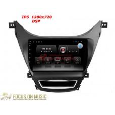 Penhui DAXD-8726R IPS DSP Hyundai Elantra 2010-2014