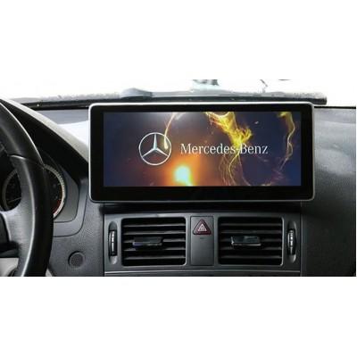 Купить штатную магнитолу Penhui Mercedes Benz W204 C-class 2007-2010