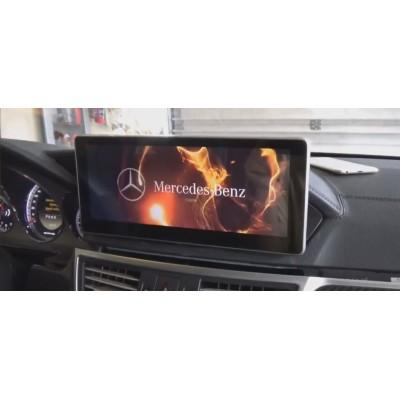 Купить штатную магнитолу Penhui Mercedes Benz W212 E-class 2010-2015