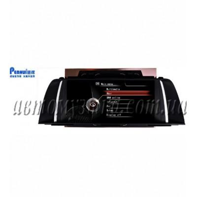 Купить штатную магнитолу Penhui BMW-2050M BMW 5 Series F10 2015