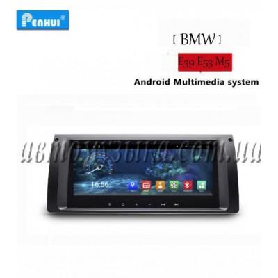 Купить штатную магнитолу PENHUI BMW-2092 BMW E39/ E53/ M5