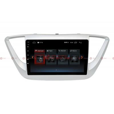 Купить штатную магнитолу RedPower 30167 IPS Hyundai Solaris 2017+
