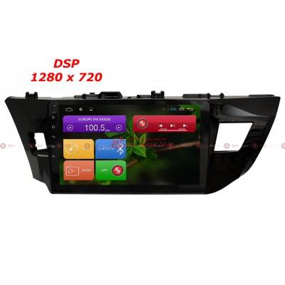 Купить штатную магнитолу RedPower 31066R IPS DSP TOYOTA COROLLA 2013-2016