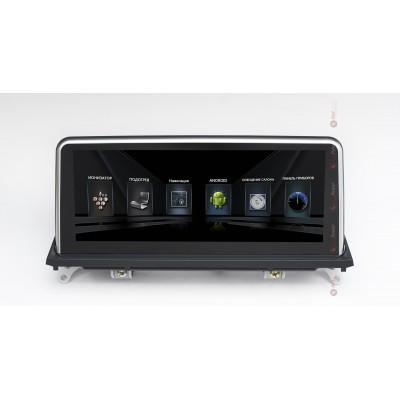Купить штатную магнитолу RedPower 31107 BMW X5 (E70) X6 (E71,E72) 2007-2010