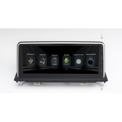 Купить штатную магнитолу RedPower 31108 BMW X5 (E70) X6 (E71,E72) 2011-2014