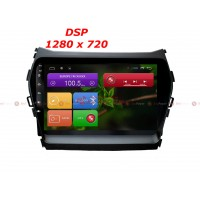 RedPower 31210R IPS DSP HYUNDAI SANTA FE 2012+