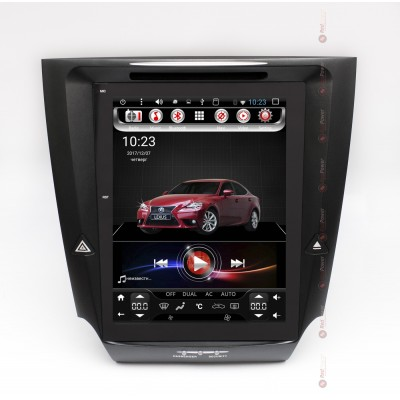 Купить штатную магнитолу RedPower 31300 Lexus IS250, IS300, IS350 (2005-2011) Tesla Style