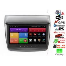 RedPower 51038 RK IPS DSP Mitsubishi L200 2013-2015