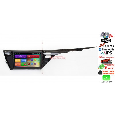Купить штатную магнитолу RedPower 51331R IPS DSP Toyota Camry XV70 2018+