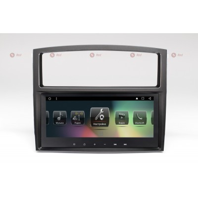 Купить штатную магнитолу RedPower 31223 Mitsubishi Pajero Wagon IV