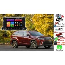 RedPower 61184 KNOB Toyota Highlander U50 2014-2020