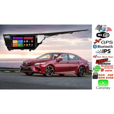 Купить штатную магнитолу RedPower 61331 Toyota Camry XV70 2017+