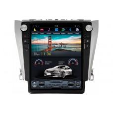 Tesla Style Toyota Camry V50 2012-2014