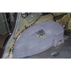 Comfort Mat UltraSoft 10 75х100см 10мм