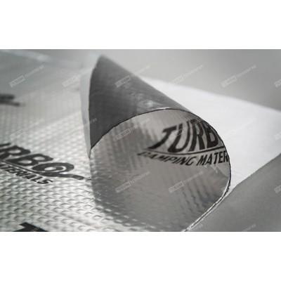 Купить Виброизоляция TURBO M1+  70х50см 1,6мм