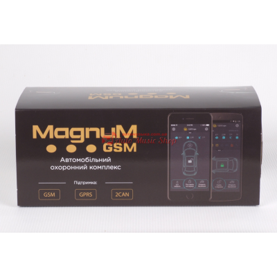 Купить автосигнализацию Magnum Smart S40