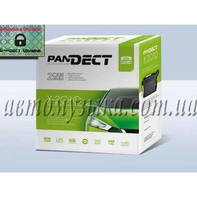 Купить автосигнализацию GSM-сигнализация Pandect X-2010