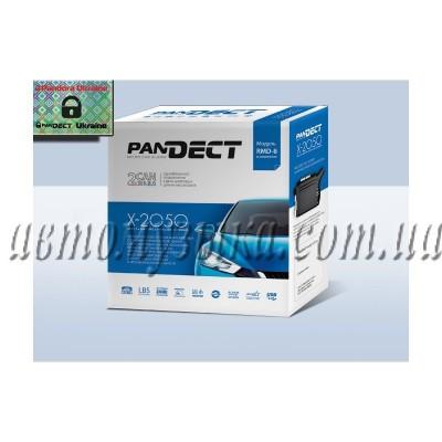 Купить автосигнализацию GSM-сигнализация Pandect X-2050