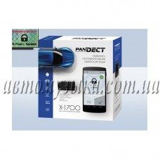 GSM/GPRS-сигнализация Pandect X-1700 ОБХОД 2.0