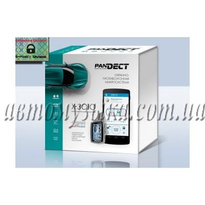 Купить автосигнализацию GSM/GPRS-сигнализация Pandect X-3010 ОБХОД 2.0