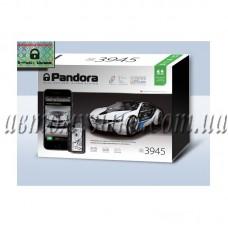 GSM/GPRS-сигнализация Pandora DXL-3945 ОБХОД 2.0