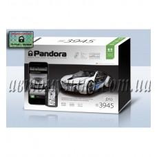 GSM/GPRS-сигнализация Pandora DXL-3945 PRO
