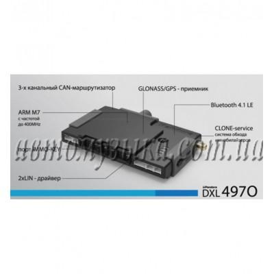 Купить автосигнализацию GSM/GPS/GPRS-сигнализация Pandora DXL-4970 ОБХОД 2.0