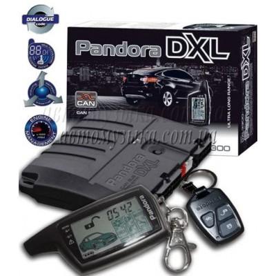 Купить автосигнализацию Pandora DXL 3300 CAN