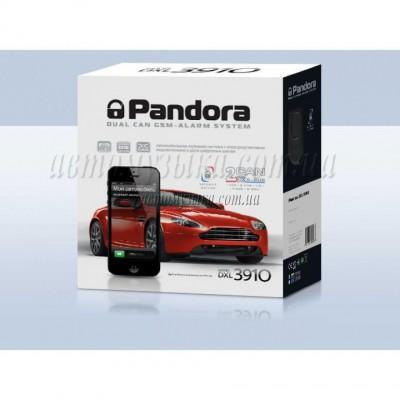 Купить автосигнализацию Pandora DXL 3910