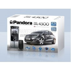 Pandora DXL 4300 GSM