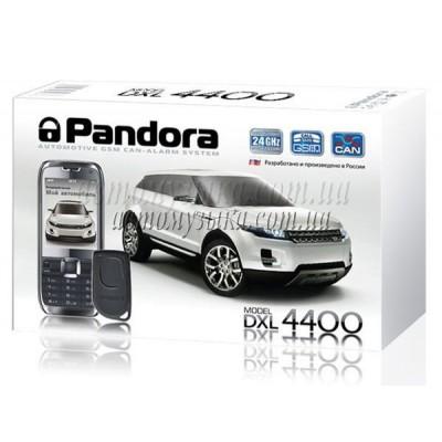 Купить автосигнализацию Pandora DXL 4400 GSM CAN