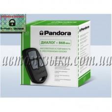 Сигнализация Pandora DX-30