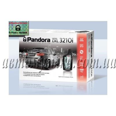 Купить автосигнализацию Сигнализация Pandora DXL-3210i