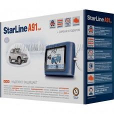 StarLine A91 Dialog 4х4