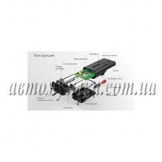 Поисковый противоугонный GSM/GPS/ГЛОНАСС автономный трекер - Pandora NAV-05