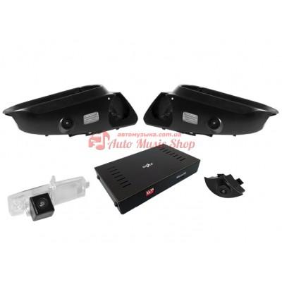 Купить систему кругового обзора GAZER CKR4400-A33 Toyota Highlander 2008-2013