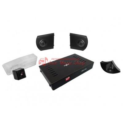 Купить систему кругового обзора GAZER CKR4400-CA40 Toyota RAV4 2012+