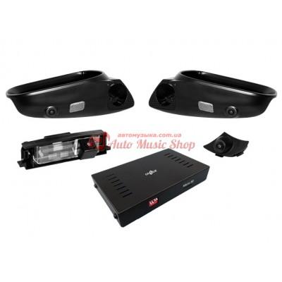 Купить систему кругового обзора GAZER CKR4400-XA3 Toyota RAV4 2004-2012