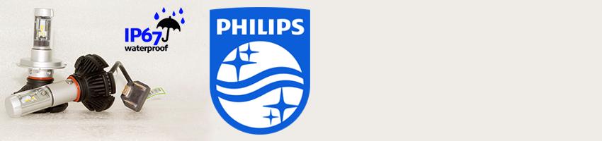 Philips LED Headlight