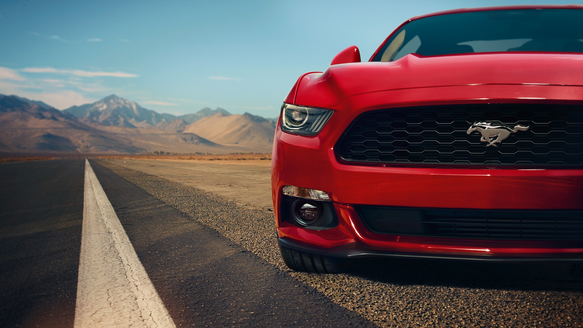 RedPower 21152B Ford Mustang 2015