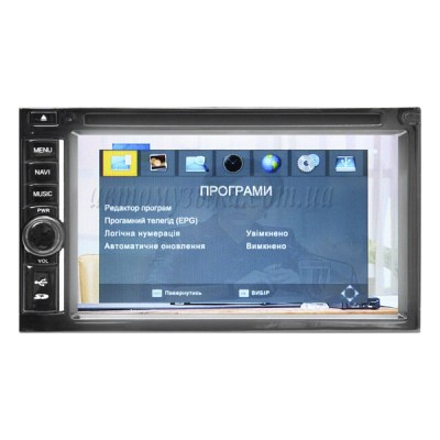 Trimax DVB T2 с интерфейсом ROADROVER