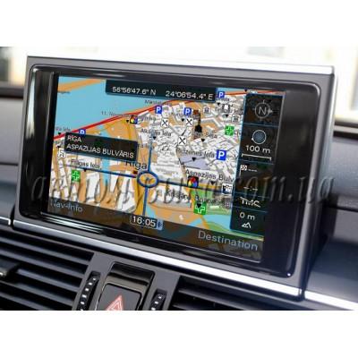 Купить видеоинтерфейс GAZER VI700A-MMI/3G Audi A1, A6, A7, Q3 2011-2015