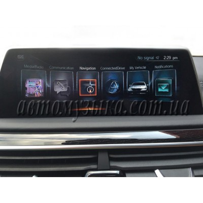 Купить видеоинтерфейс GAZER VI700A-NBT50 BMW 7 series, X6, X5 2015+