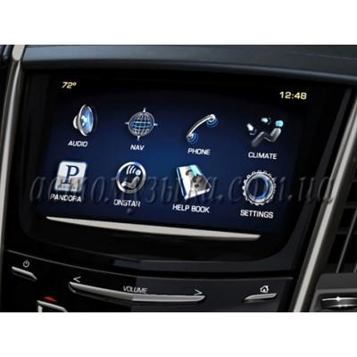 Купить видеоинтерфейс GAZER VI700A-CUE/ITLL Cadillac SRX, XTS, CTS, ATS 2013+
