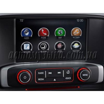 Купить видеоинтерфейс GAZER VI700A-GVIF/GM Chevrolet Malibu, Volt, Spark, Cruze, Equinox 2013+