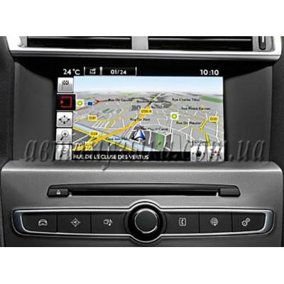 Купить видеоинтерфейс GAZER VI700A-MRN Citroen C4 (Cactus, Picasso), C4L 2012+