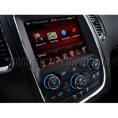 Купить видеоинтерфейс GAZER VI700A-UCON/IN Dodge Ram, Dart, Durango 2013+